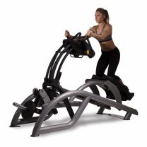 Ab crunch / back row True fitness Composite line