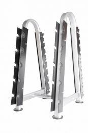 Rack à haltères vertical