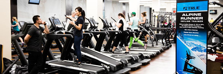 Matériel de fitness pour équipée votre salle