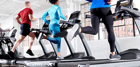 Matériel fitness neuf de la gamme TrueFitness