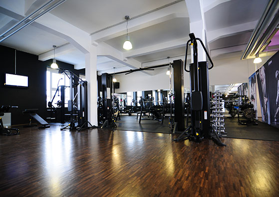 Matériel fitness neuf